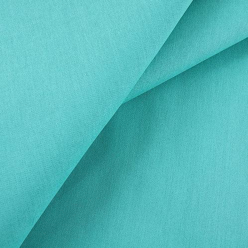 Бязь гладкокрашеная 120гр/м2 150 см цвет изумруд светлый