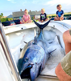 Future generation of tuna fisherman