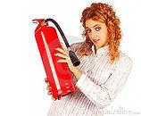 vende extintores novos e usados