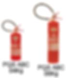 extintor de incendio em petrolina