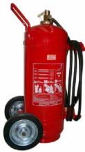 extintor de incendio em salgueiro