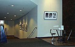 Kawaiola Photography display at Merrill Lynch building, San Diego.
