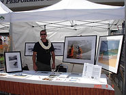 Kawaiola Photography Booth at the Orange CountySwap Meet