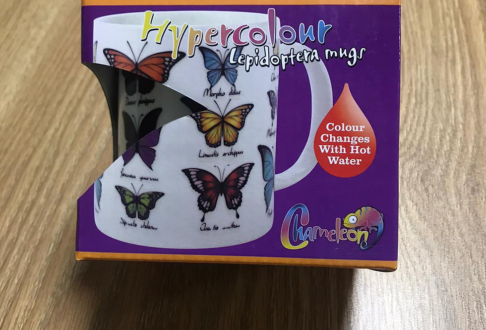 Lepidopera Mug