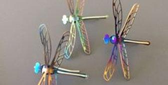 Titanium Dragonfly Drops