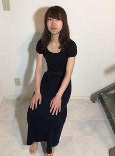 コンサルティング例 31歳女性(保育士)Before(埼玉 浦和 パーソナルカラー)