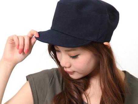 帽子の選び方