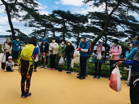 5/30(日)春の海ごみゼロウィーク@松島海岸へご参加ありがとうございました