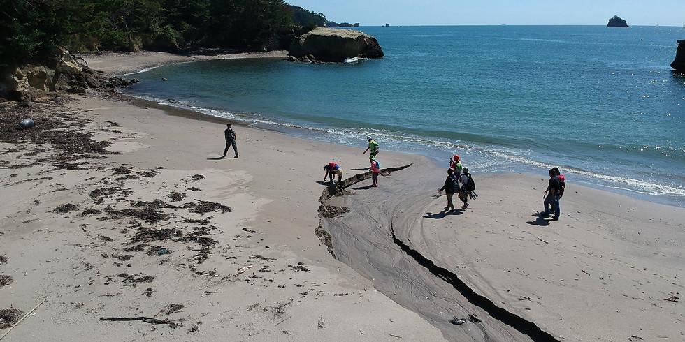 満席中☆48th.初夏の桂島・野々島ウォーキング5キロコース(瞑想体験付き)