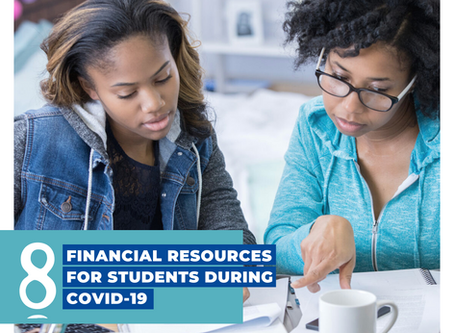 8 Financial Resources for Students during COVID-19.