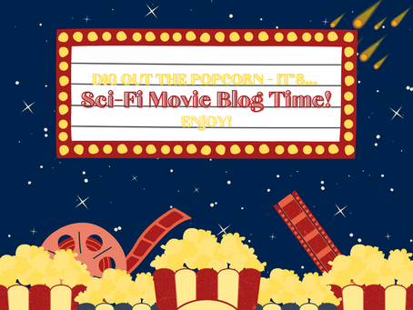 Grab Your Popcorn 🍿 - It's Movie Time 🎬!