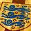Thumbnail: England Shield Wall Art