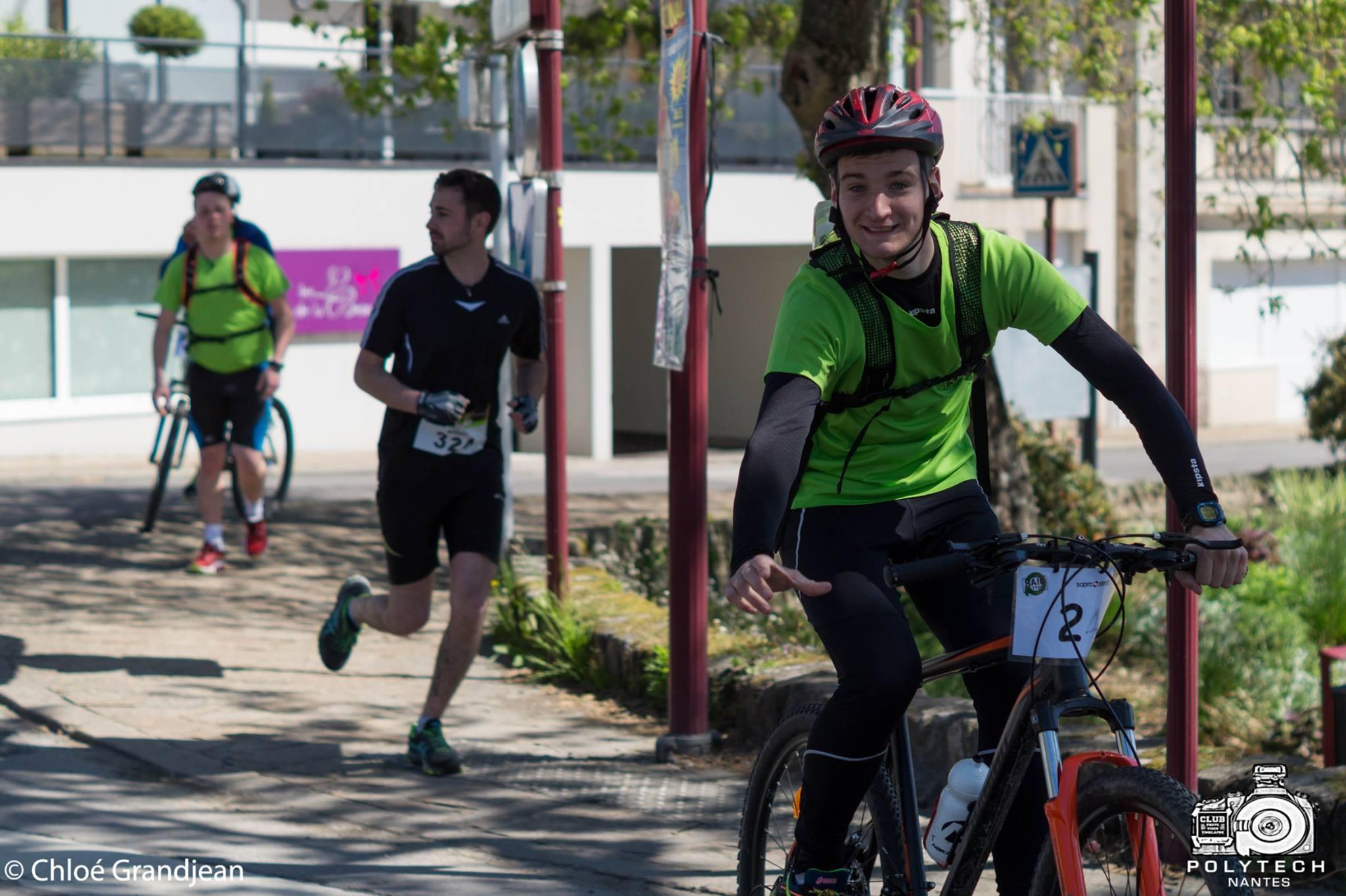 Run&Bike - Raid Polytech Nantes