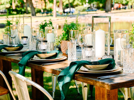 I'm obsessed with amazing outdoor dining, here's 3 reasons why you should too