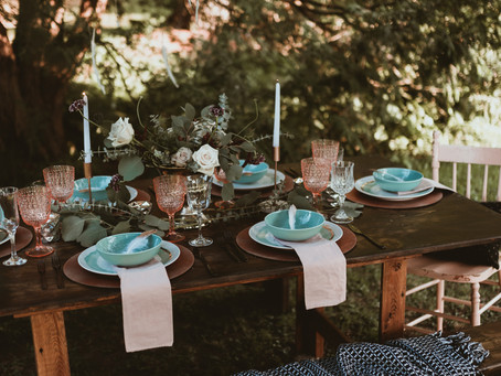 5 essentials required for the ultimate cozy outdoor dining