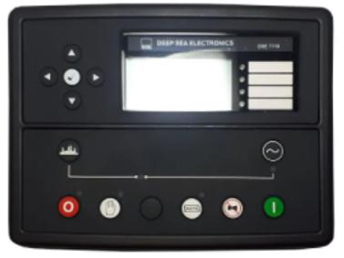 Controlador Gerador Deep Sea DSE7110