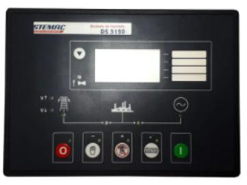 Controlador Gerador Deep Sea DSE5120