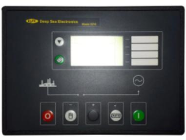 Controlador Grupo Gerador Deep Sea DSE5210