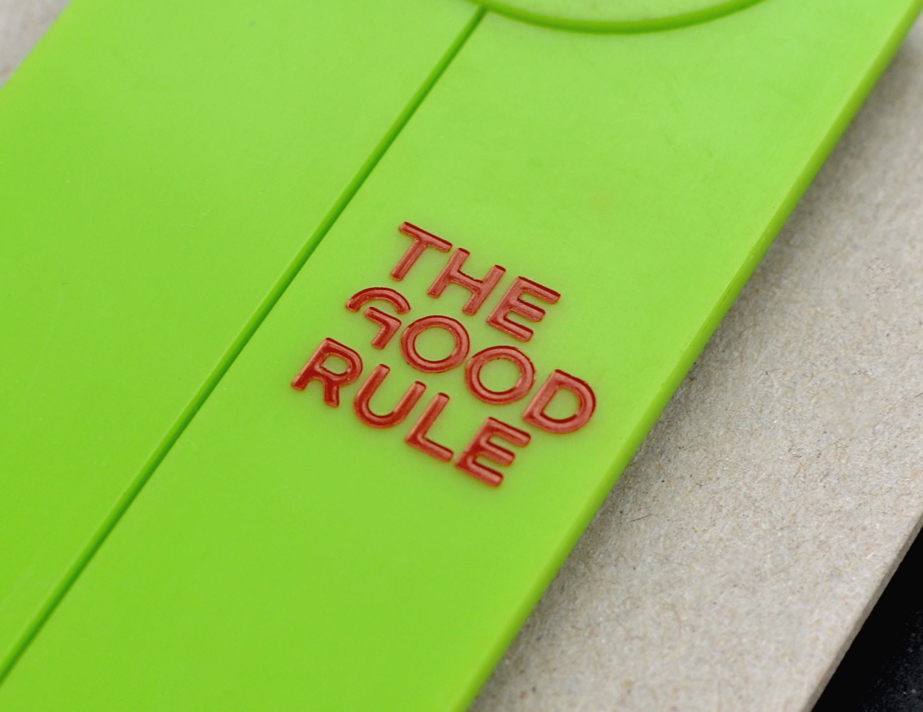 MAYK The Good Rule Branding and Packaging
