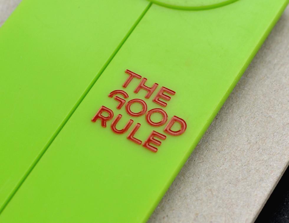 MAYK The Good Rule Branding and Packaging