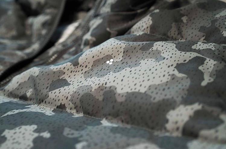 Huffer Custom Camoflage Fabric