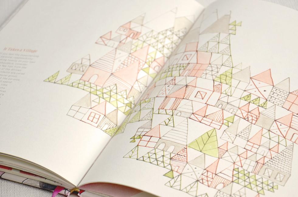 Little Gems Book Illustration and Book Design