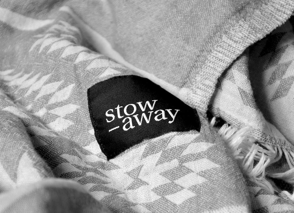 Stowaway Towel Labels
