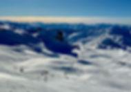 La Plagne ski slopes