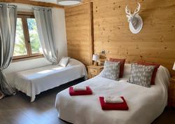 Double/twin en-suite bedroom