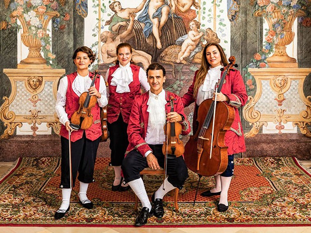 Mozart Streichquartett