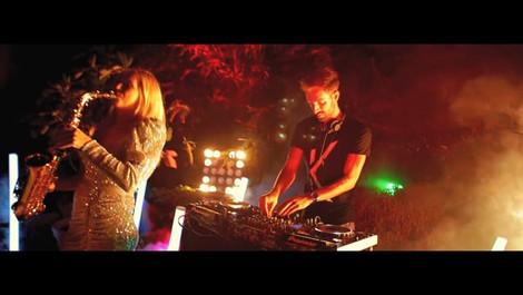 SUGAR SKY   DJ Live-Act - Liquid Spirit (Claptone Remix)