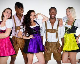 ALMDOODLE SISTERS ★★★ Showact & Damenband   Schlager   Austropop   Party   Österreich