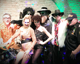 CRAZY HEELS - DISCO SHOWBAND ★★★ Partyband | 70s | Retro Showact
