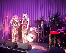SUGAR SKY ★★★ Live Band | Jazz | Lounge | Pop | Event | Gala | Party | Hochzeit
