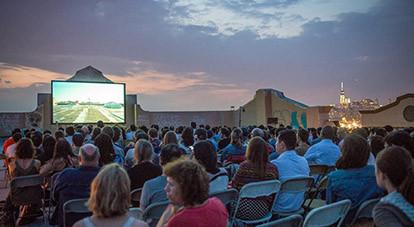 Film Fest in our neighborhood!
