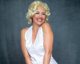 MARILYN MONROE SHOWACT ★★★  Double | 50s | Sängerin | Tänzerinnen