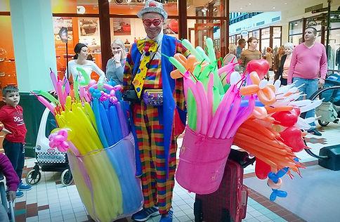 ballon-modellierer-clown-walkingact-wien