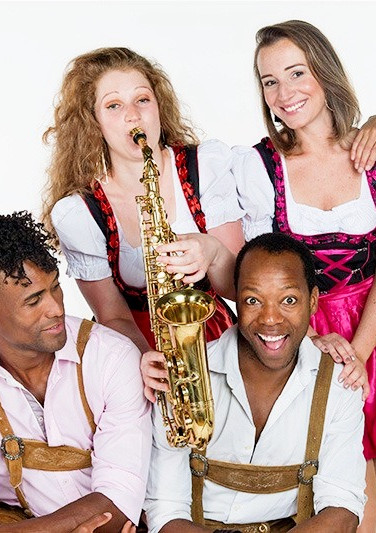 ALMDOODLE SISTERS ★★★ Showact & Damenband | Schlager | Austropop | Party | Österreich