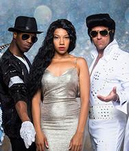 The Greatest Legends - Tanz- & Musik-Showact für Hochzeit & Event ★★★ Künstler- & Entertainmentagentur Sugar Office | Wien | Österreich