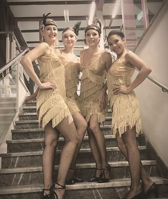 Roaring 20s Varieté Showact ★★★ Vintage & Musical Show | Burlesque, Cabaret, Chicago, ...  Wien, Österreich