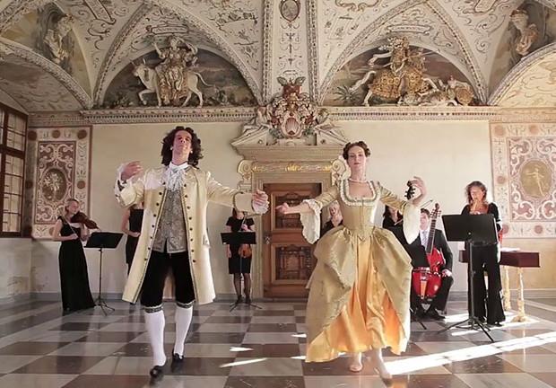 Barocker Tanz