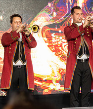Baroque Fanfare Bläser für Hochzeit & Event ★★★ Künstler- & Entertainmentagentur Sugar Office | Wien | Österreich
