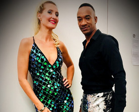 PARTY-POWER-GESANGSDUO ★★★ Showact | Band | 70s Disco | 80s | 90s | Top 40 Charts