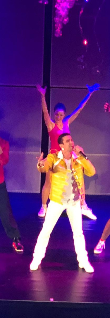 QUEEN TRIBUTE SHOW ★★★ Freddy Mercury & Queen Showact aus Wien, Österreich ★★★  Musik - Tanz - Rock - Party - Event