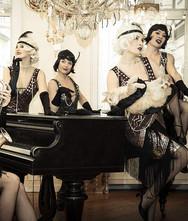 20er Jahre Gatsby Tanz- & Musik-Showact für Hochzeit & Event ★★★ Künstler- & Entertainmentagentur Sugar Office | Wien | Österreich