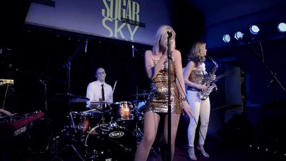 SUGAR SKY | Live-Band - Soul | Funk | Pop Teaser