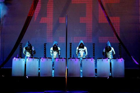 led-trommel-show-drum-showact-wien-oeste