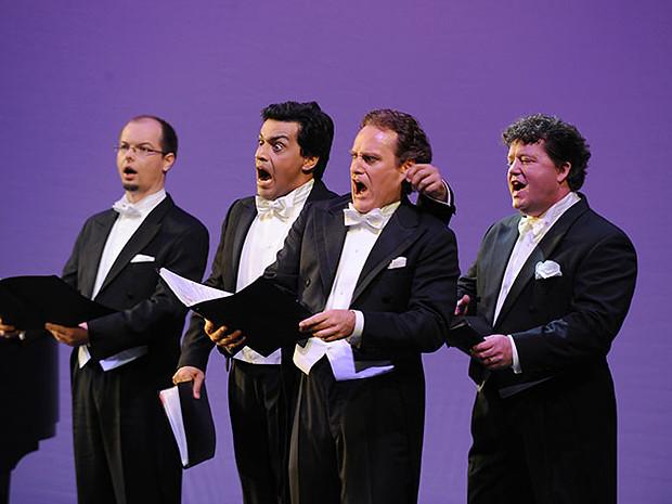 Operetten Kabarett der 3 Tenöre