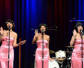 SUGAR SOUL | 60s Party Retro Musik-Showact ★★★ Soul, Motown, Twist | Wien, Österreich