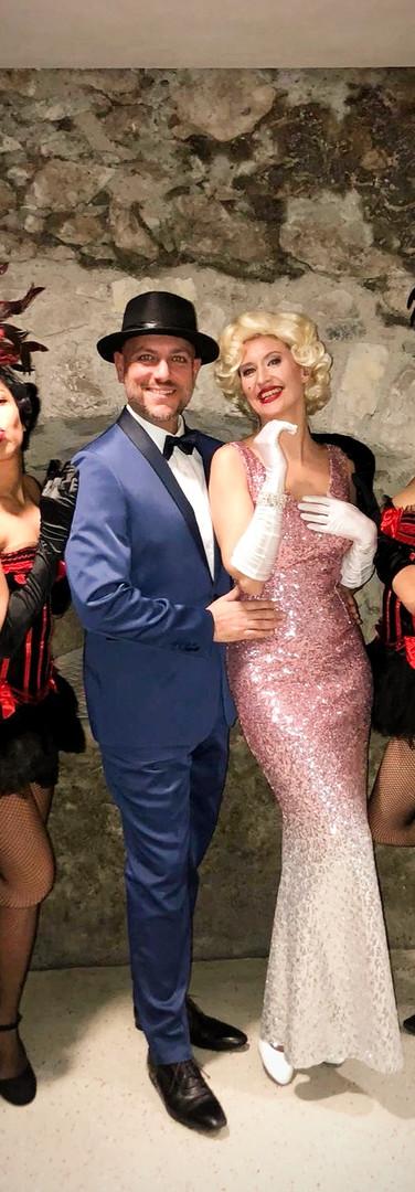 SWINGING 50s ★★★ Vintage Showact mit Musik und Tanz   Wien, Österreich